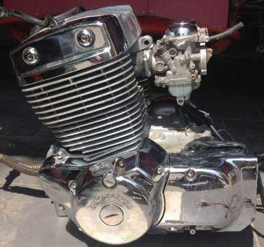фото двигателя мотоцикла 253 fmm